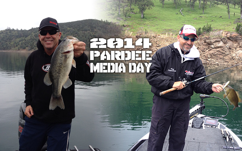 Pardee Media Day 2014 – Lucky or Good?