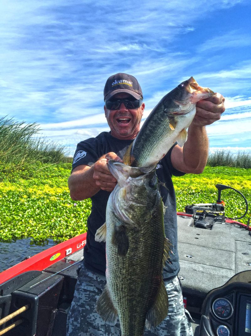 mark lassagne culls a three pounder