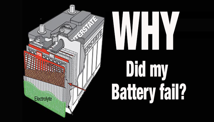 Ever wondered why some  batteries last longer than others?