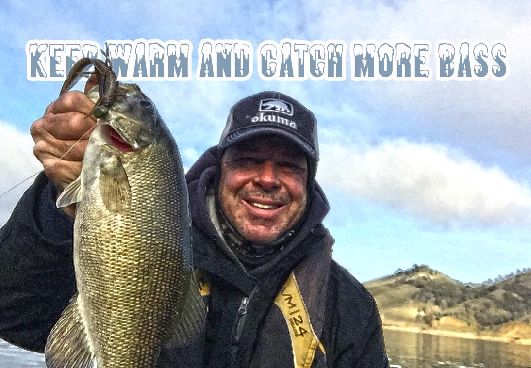 How to Keep Warm When Fishing on a Cold Day
